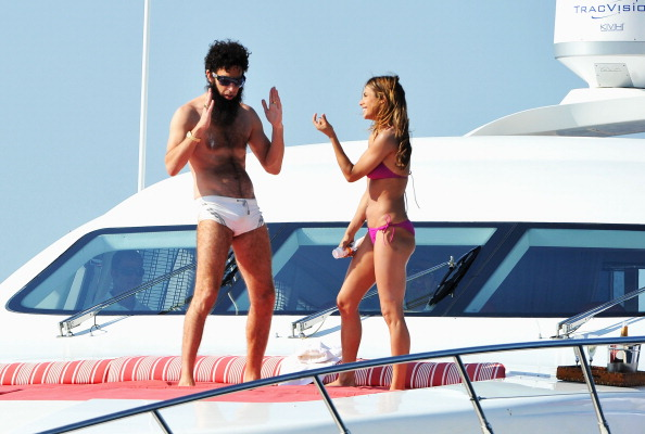 船・ヨット「'THE DICTATOR' Cannes Sighting - 65th Annual Cannes Film Festival」:写真・画像(18)[壁紙.com]