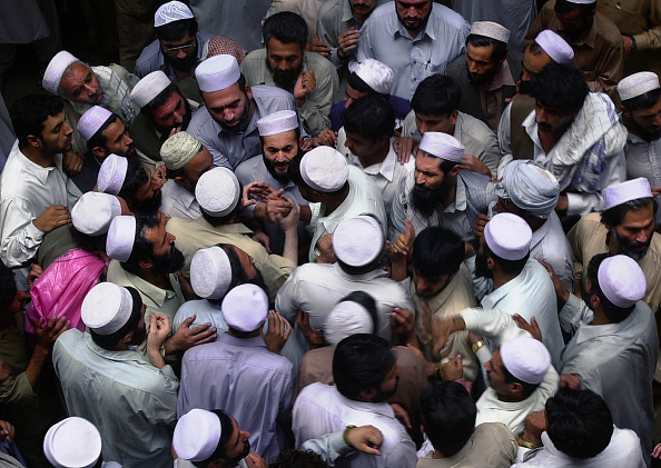 Pakistan「Tensions Rise in Pakistan After U.S. Air Strikes」:写真・画像(4)[壁紙.com]