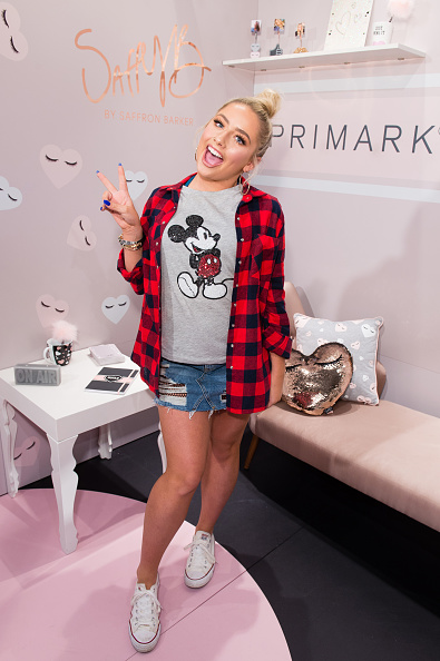 Mickey Mouse「Primark Launches Exclusive Saffy B By Saffron Barker Collection」:写真・画像(13)[壁紙.com]