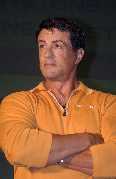 Healthy Eating「Sylvester Stallone Introduces New Nutritional Supplement Line.」:写真・画像(17)[壁紙.com]