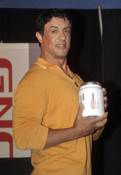 Healthy Eating「Sylvester Stallone Introduces New Nutritional Supplement Line.」:写真・画像(16)[壁紙.com]