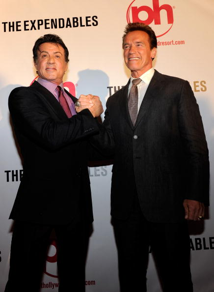 "Planet Hollywood Resort and Casino「Screening Of Lionsgate Films' ""The Expendables"" - Arrivals」:写真・画像(4)[壁紙.com]"
