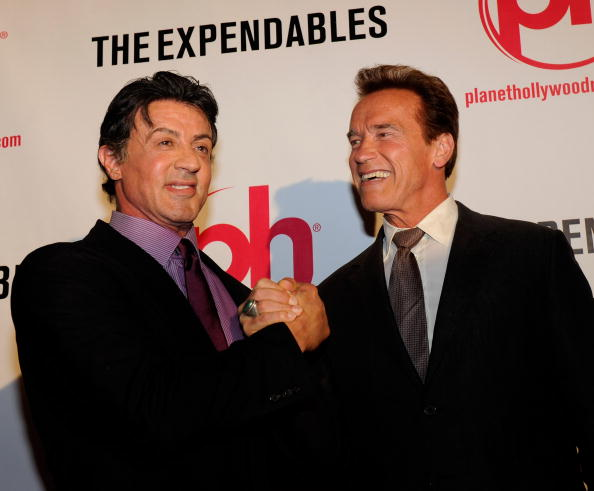 "Planet Hollywood Resort and Casino「Screening Of Lionsgate Films' ""The Expendables"" - Arrivals」:写真・画像(13)[壁紙.com]"