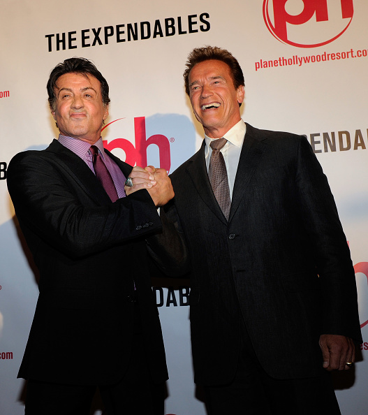 "Planet Hollywood Resort and Casino「Screening Of Lionsgate Films' ""The Expendables"" - Arrivals」:写真・画像(9)[壁紙.com]"