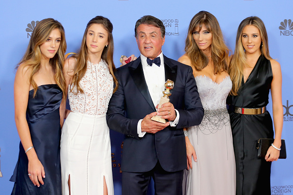 Sylvester Stallone「73rd Annual Golden Globe Awards - Press Room」:写真・画像(16)[壁紙.com]