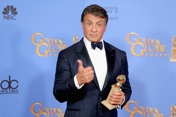 Sylvester Stallone「73rd Annual Golden Globe Awards - Press Room」:写真・画像(14)[壁紙.com]