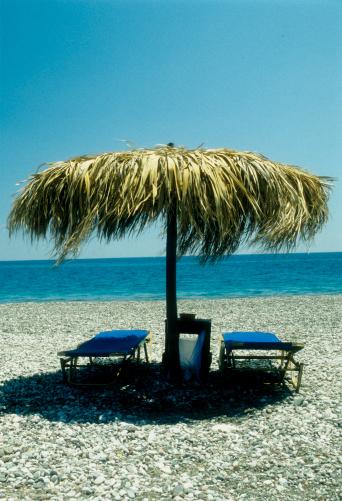 Aegean Sea「Genadi, particolare spiaggia di Sirios beach」:スマホ壁紙(14)