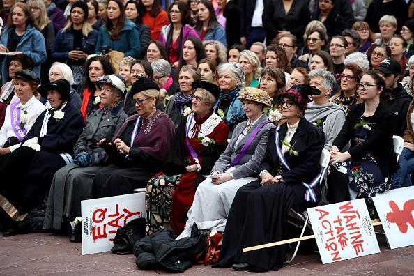 Dawn「Prime Minister Jacinda Ardern Celebrates 125 Years  Of Women's Suffrage」:写真・画像(2)[壁紙.com]