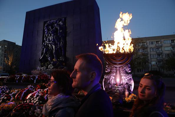 政治と行政「Poland Commemorates Warsaw Ghetto Uprising 75th Anniversary」:写真・画像(19)[壁紙.com]