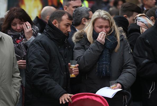 2016 Berlin Christmas Market Attack「Germany Commemorates 2016 Christmas Market Terror Attack」:写真・画像(2)[壁紙.com]