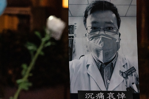 Doctor「Reactions In Hong Kong After Death of Coronavirus Whistleblower Doctor」:写真・画像(17)[壁紙.com]