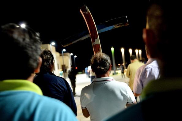 Transportation Event「Hundreds Of African Migrants Feared Dead Off The Coastline Of Lampedusa」:写真・画像(9)[壁紙.com]