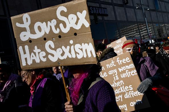 Politics「Berlin Celebrates International Women's Day With A New Holiday」:写真・画像(8)[壁紙.com]