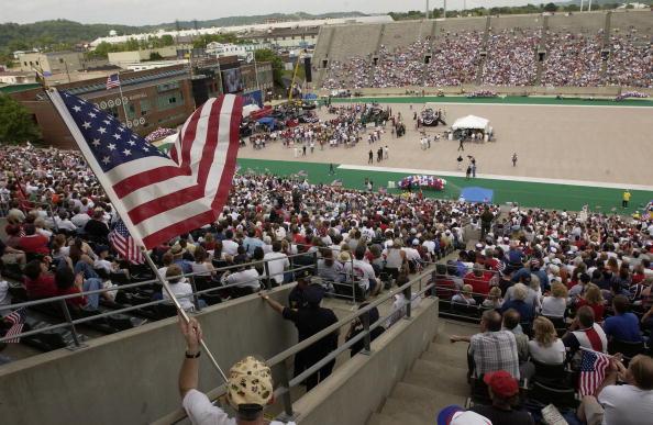 Marshall University「Rally for America Held In West Virginia」:写真・画像(19)[壁紙.com]