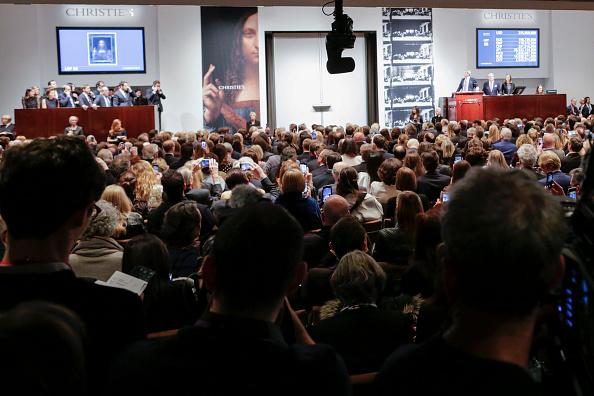 "Auction「Christie's To Auction Leonardo da Vinci's ""Salvator Mundi"" Painting」:写真・画像(15)[壁紙.com]"