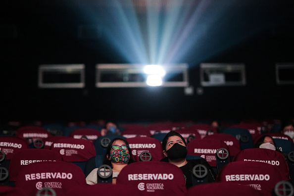Film Industry「Cinemas Can Reopen in Mexico City After Four Months」:写真・画像(7)[壁紙.com]