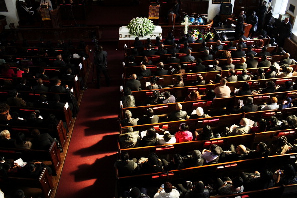 Methodist「Funeral Held For Unarmed Bronx Teen Ramarley Graham Shot By NYPD Officer」:写真・画像(8)[壁紙.com]