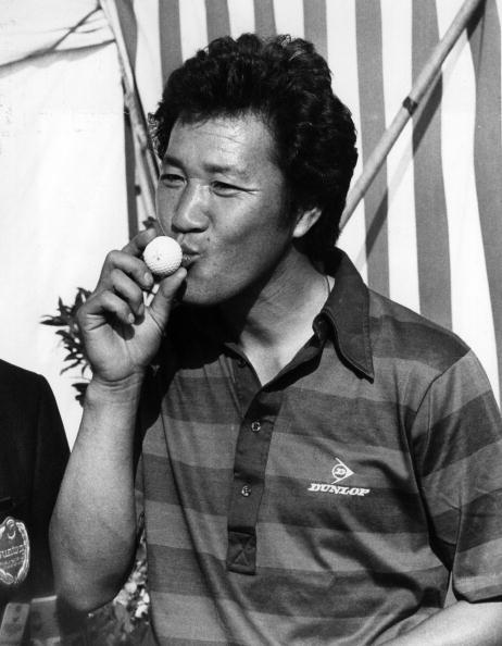 Golf Ball「Isao Aoki」:写真・画像(15)[壁紙.com]