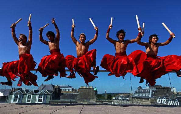 戦国武将「Preview Performances Are Held Ahead Of Edinburgh Fringe Festival」:写真・画像(10)[壁紙.com]