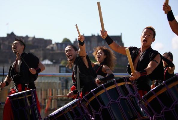 戦国武将「Preview Performances Are Held Ahead Of Edinburgh Fringe Festival」:写真・画像(13)[壁紙.com]