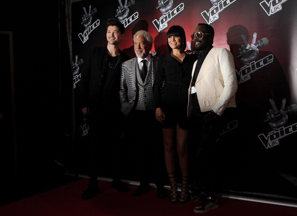 Eamonn M「The Voice - Launch Photocall」:写真・画像(7)[壁紙.com]