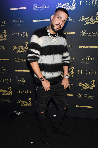 French Montana「French Montana Performs at Bootsy Bellows x E11EVEN Miami 2019 BIG GAME WEEKEND EXPERIENCE @RavineATL」:写真・画像(10)[壁紙.com]