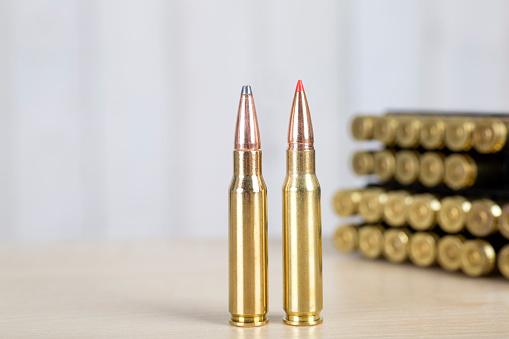 Threats「Leaded and unleaded rifle ammunition, rifle cartridges」:スマホ壁紙(3)