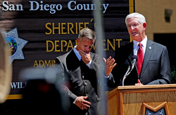 Wilderness Area「San Diego Co. Sheriff Holds News Conference On Kidnapped Teen Hannah Anderson」:写真・画像(3)[壁紙.com]