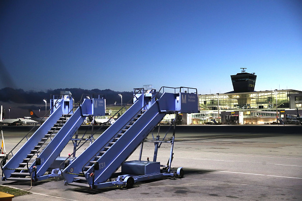 Germany「Coronavirus Fears Impact Air Travel Hard」:写真・画像(16)[壁紙.com]