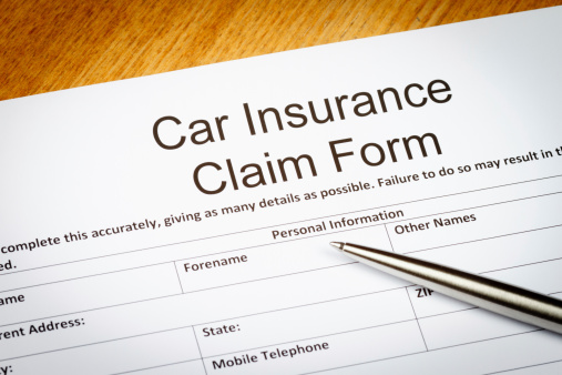 Ballpoint Pen「Car Insurance Claim Form」:スマホ壁紙(18)