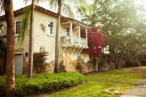 Miami「Spanish style house in Florida」:スマホ壁紙(6)