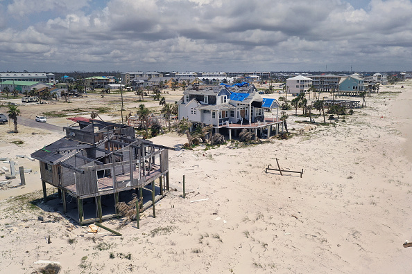 Damaged「Florida Panhandle Still Recovering From Devastation Caused By Hurricane Michael」:写真・画像(17)[壁紙.com]
