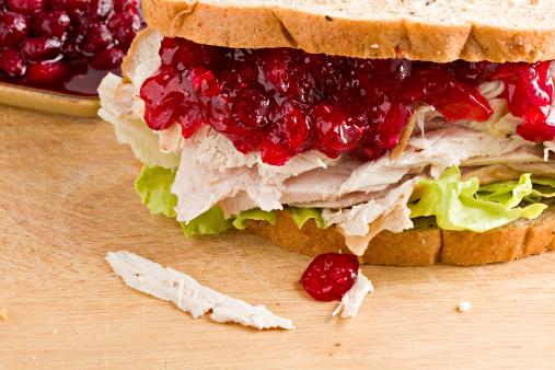 Leftovers「Turkey And Cranberry Sandwich」:スマホ壁紙(10)