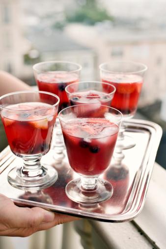 Cocktail「sangria」:スマホ壁紙(2)