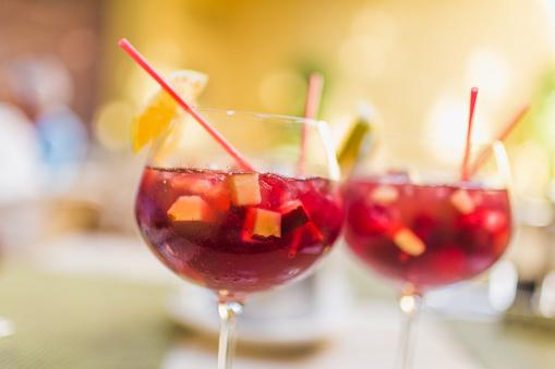 Cocktail「Sangria」:スマホ壁紙(6)