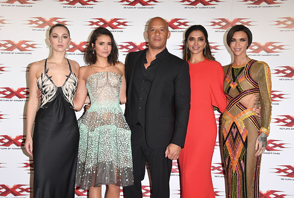 "England「Paramount Pictures' ""xXx: Return of Xander Cage"" - European Premiere」:写真・画像(2)[壁紙.com]"