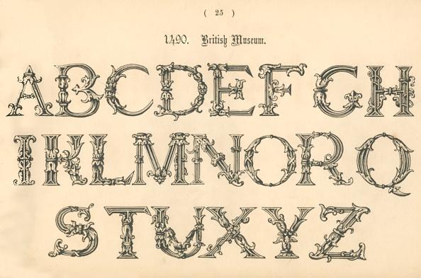 Ornate「1490 British Museum」:写真・画像(6)[壁紙.com]