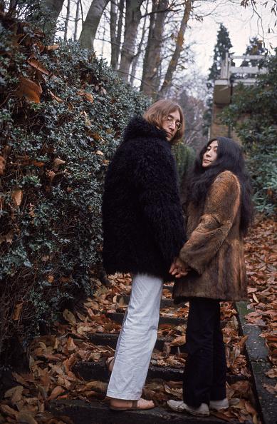 葉・植物「Yoko Ono & John Lennon」:写真・画像(4)[壁紙.com]