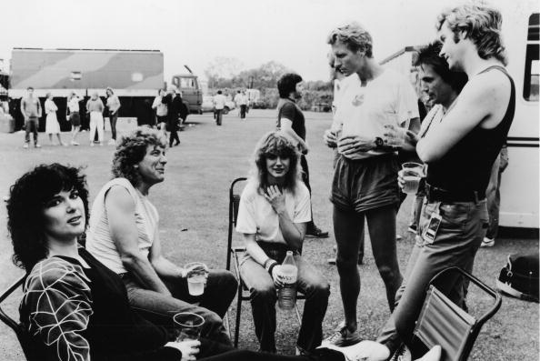 ハート「Robert Plant Visits The Rock Group Heart」:写真・画像(17)[壁紙.com]