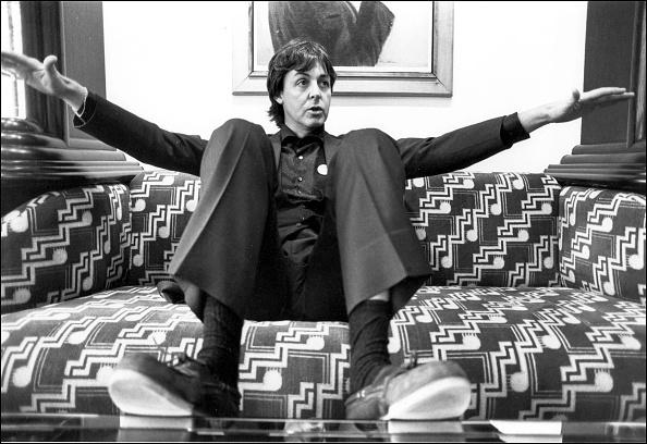 1980-1989「Paul McCartney」:写真・画像(7)[壁紙.com]