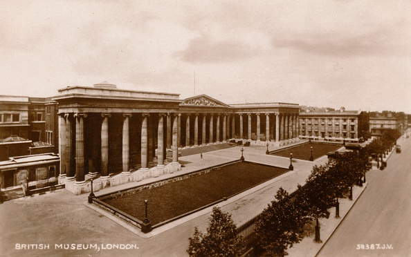20th Century Style「'British Museum, London', c1920.  Artist」:写真・画像(15)[壁紙.com]