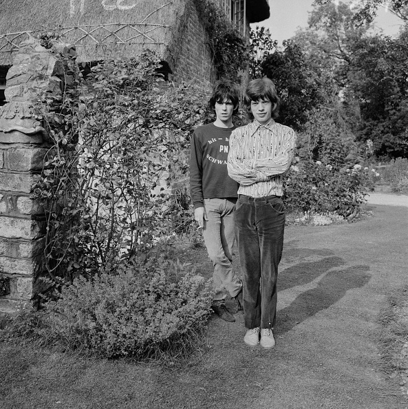 Keith Richards - Musician「Richards and Jagger」:写真・画像(8)[壁紙.com]