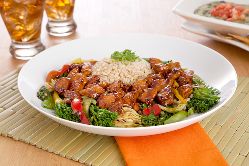 Ice Tea「Spicy Chicken Stir Fry」:スマホ壁紙(2)