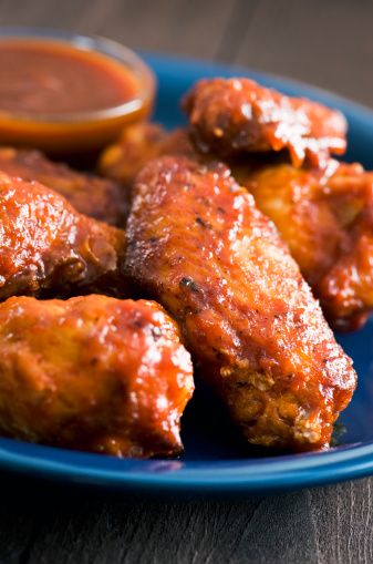 Chicken Wing「Spicy chicken wings」:スマホ壁紙(6)