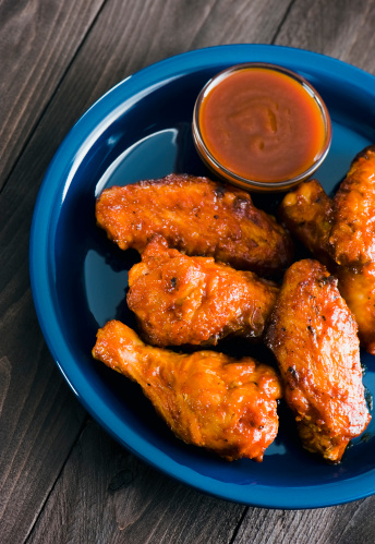 Chicken Wing「Spicy chicken wings」:スマホ壁紙(10)