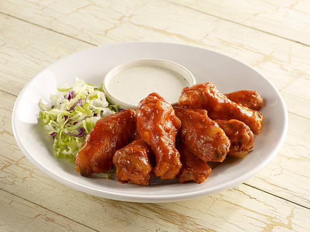 Spicy Chicken Wings:スマホ壁紙(壁紙.com)