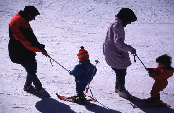 Ski Pole「Skiing Lesson」:写真・画像(11)[壁紙.com]