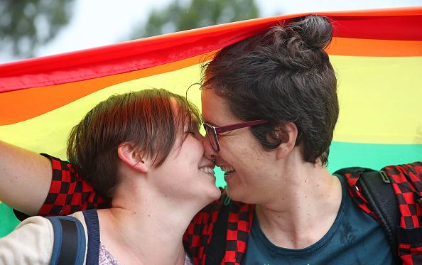 Homosexual「Australians React As Parliament Legalises Gay Marriage」:写真・画像(8)[壁紙.com]