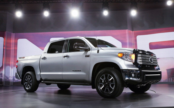 Truck「Latest Car Models On Display At Chicago Auto Show」:写真・画像(16)[壁紙.com]