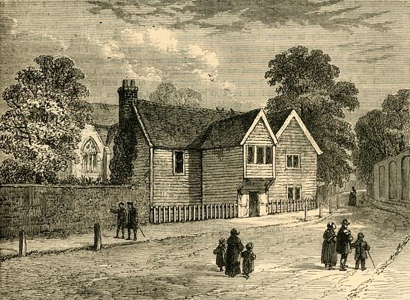 Hackney「The Old Rectory」:写真・画像(16)[壁紙.com]